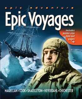 Epic Voyages cover