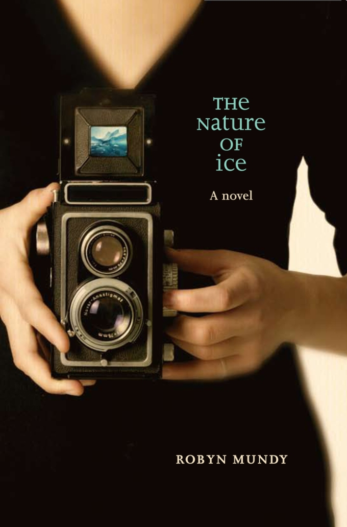 The Nature of Ice frontcov small