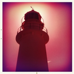 Corny Point Lighthouse, South Australia